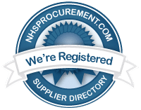 NHS Procurement Supplier Directory Registered