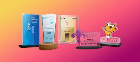 AWARDS ACRYLIC PAGE BANNER CRPD 1