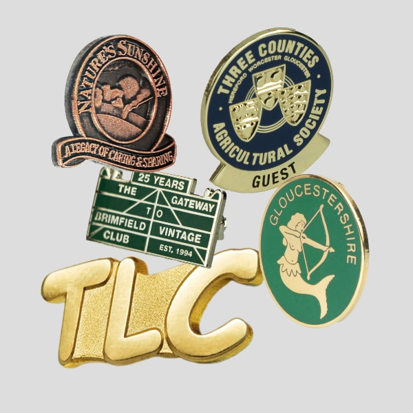 Enamel Badges High Quality
